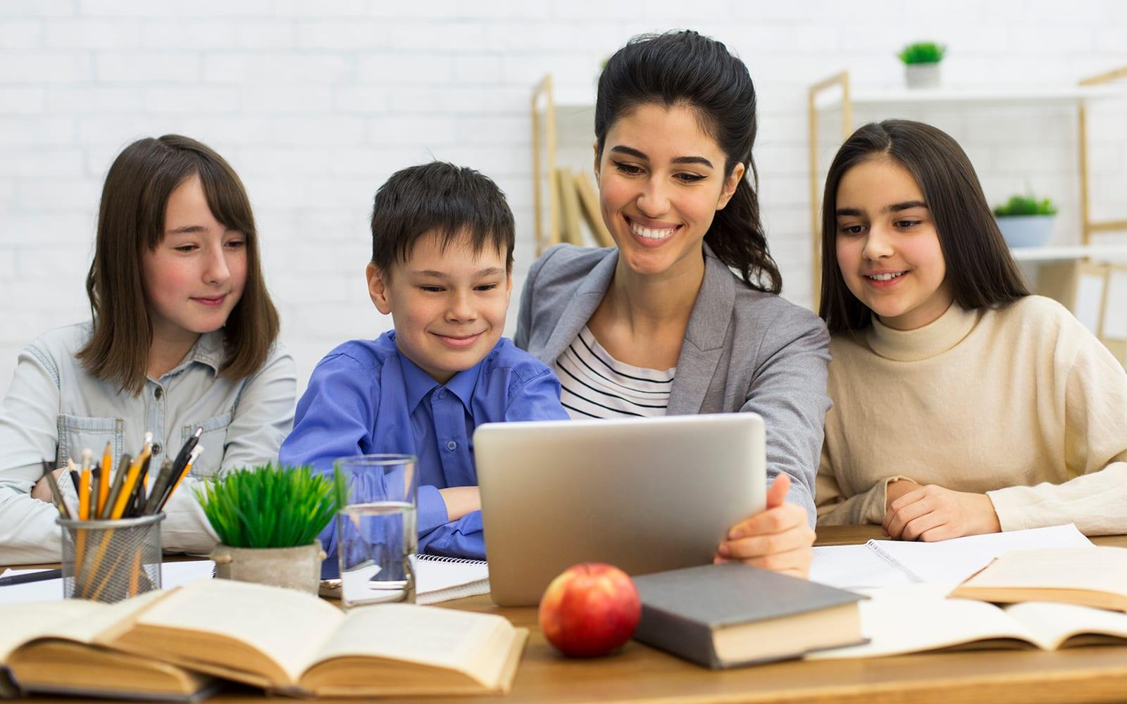 MijnLeerlijn lerarentekort