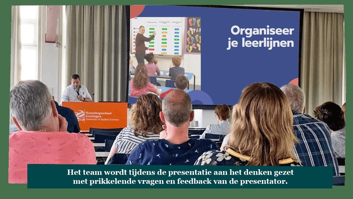 Presentatie van MijnLeerlijn